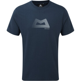 Mountain Equipment Halftone Tee Herren denim blue